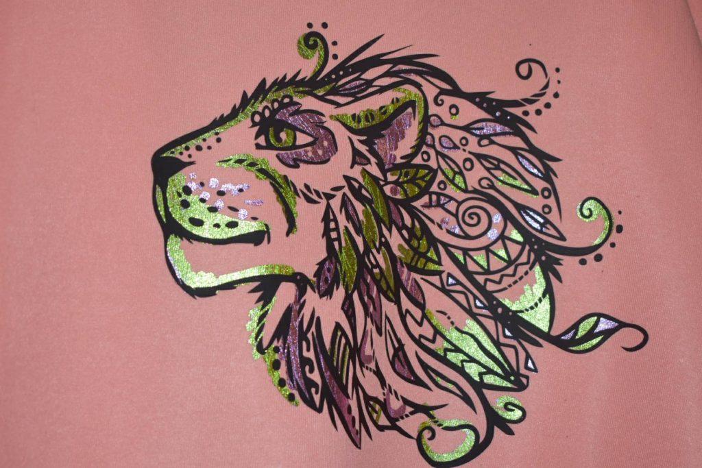Mehrfarbig Bild 6