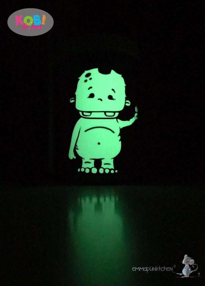 Vinylfolie nachtleuchtend highProfessional nightlight