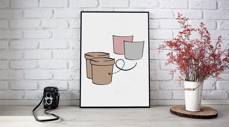 PaperCup Banderolen