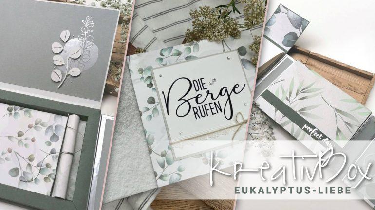 kreativBox – Eukalyptus-Liebe